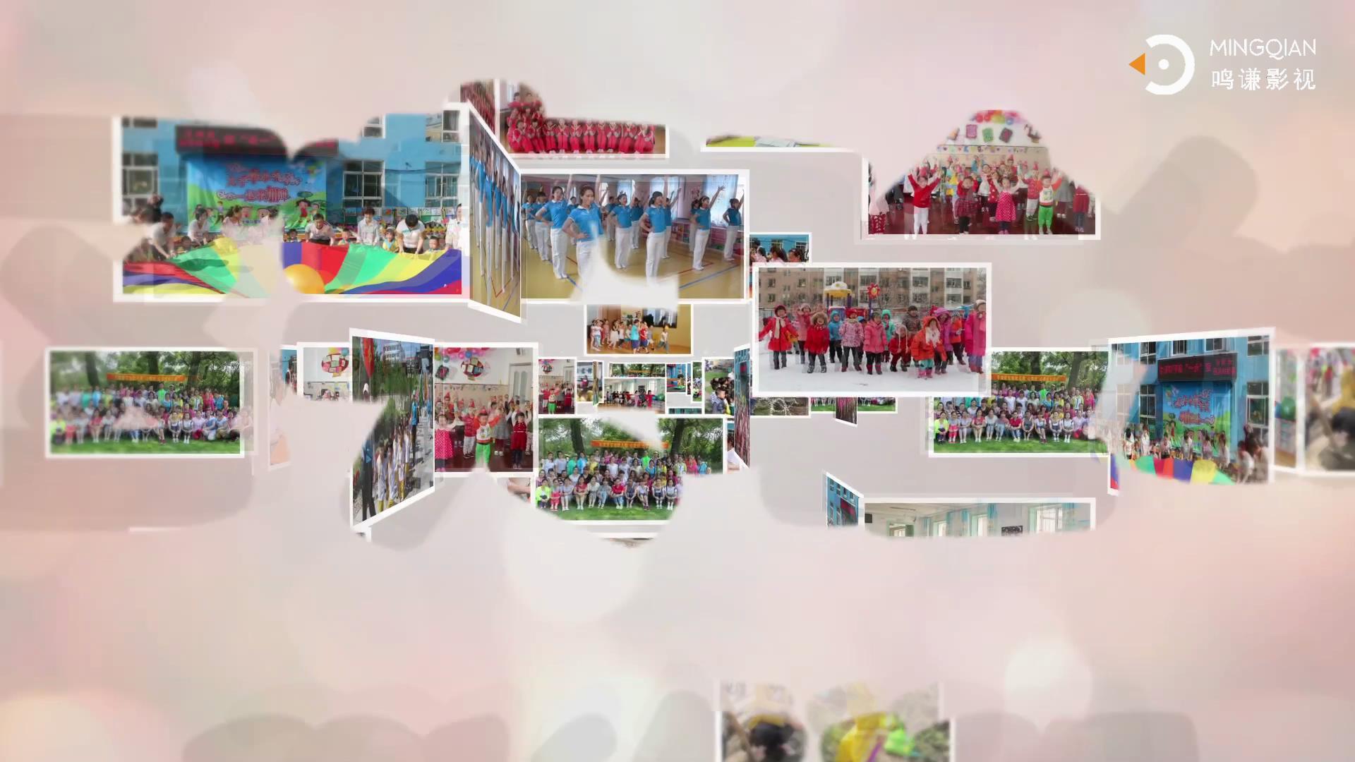幼儿园专题片